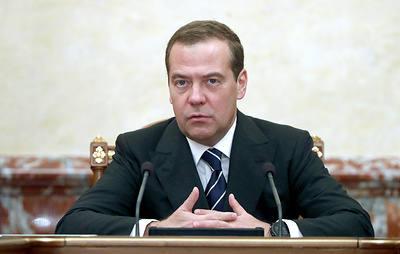 Медведев одобрил систему риб…