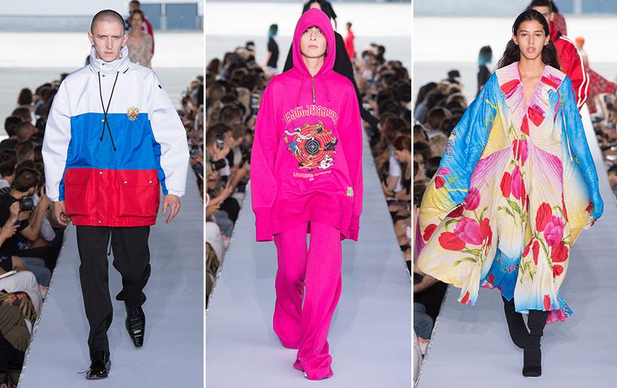 парижская неделя моды 2018