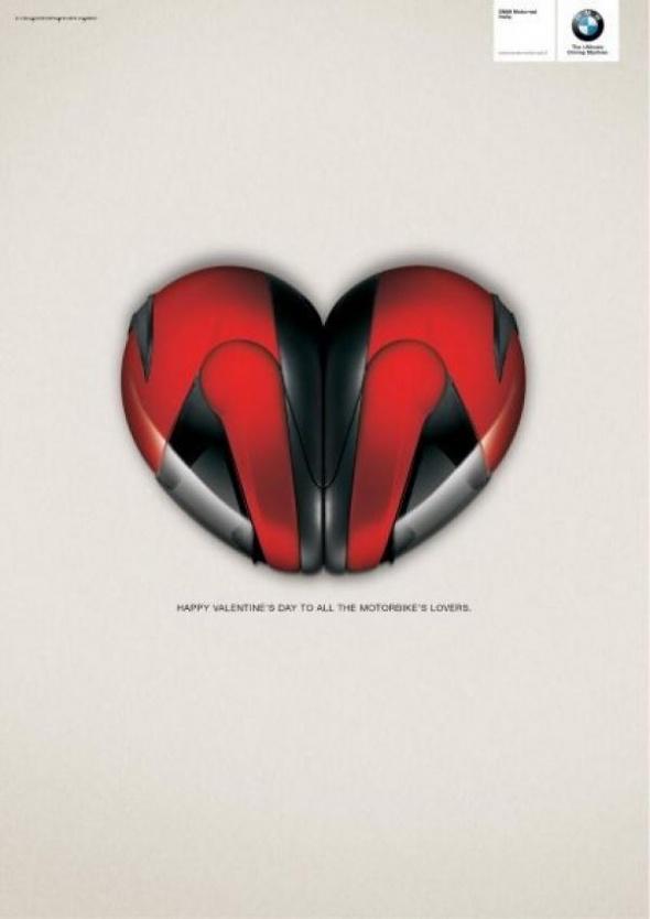 Реклама ко дню Всех Влюбленных