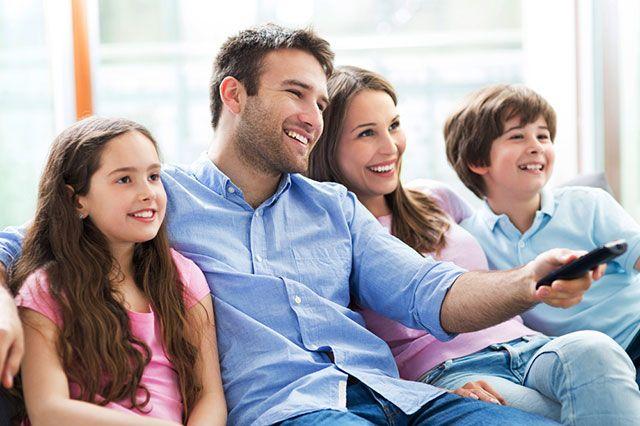 Телеканал для всей семьи. У РЕН ТВ — лучшие показатели за 12 лет
