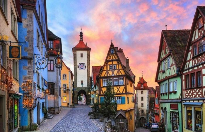 Древнейший город Средневековья: история и самые яркие достопримечательности Ротенбург - немецкого побратима Суздаля