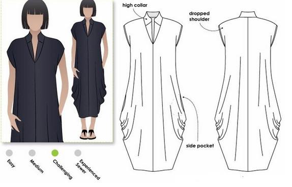 Платье в стиле бохо…
