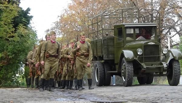 В Севастополе снимают фильм:…