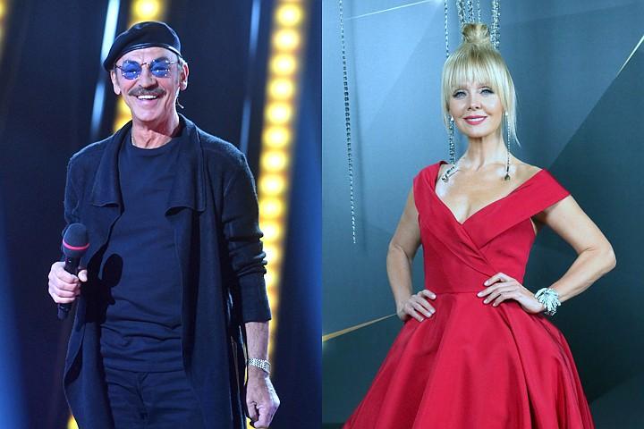 Михаил Боярский и Валерия впервые стали наставниками шоу «Голос.60+»