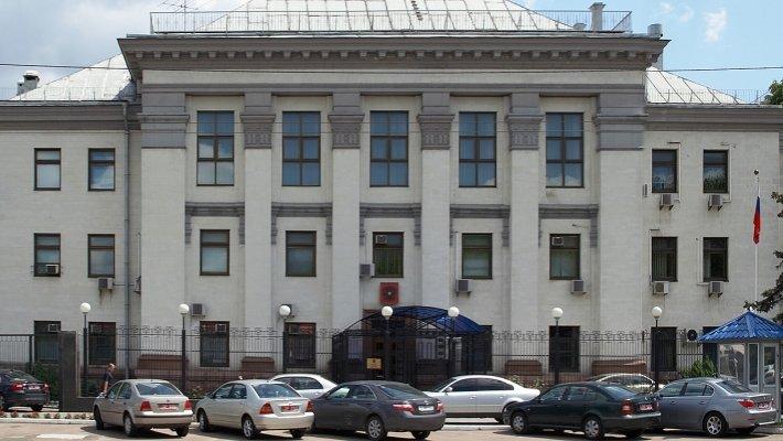 Россия не получала ноту МИД Украины об отказе продлевать договор о дружбе — посольство РФ в Киеве