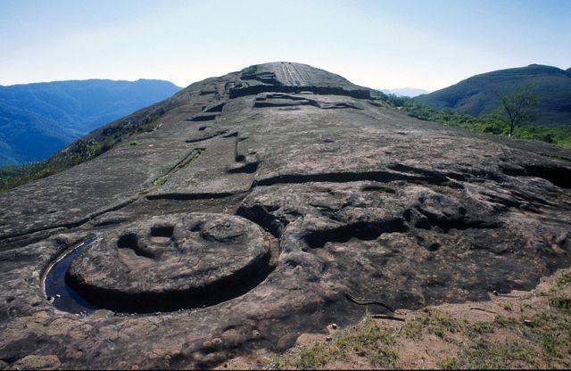 Загадки горы Эль-Фуэрте