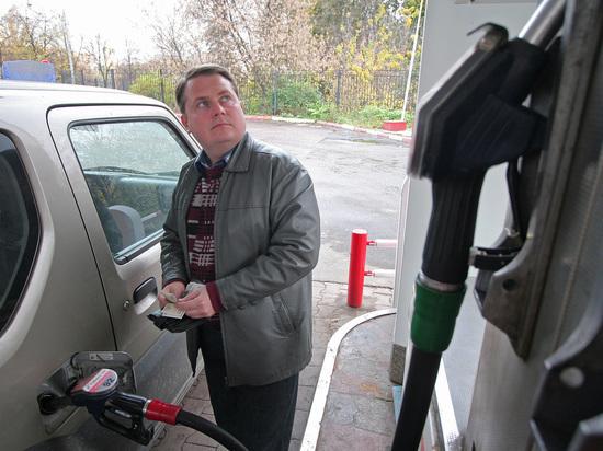 Бензин УЖЕ по 55 рублей за литр