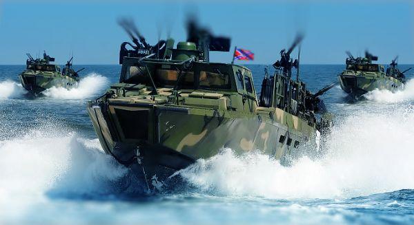 Азовское море станет внутренней акваторией России и ДНР
