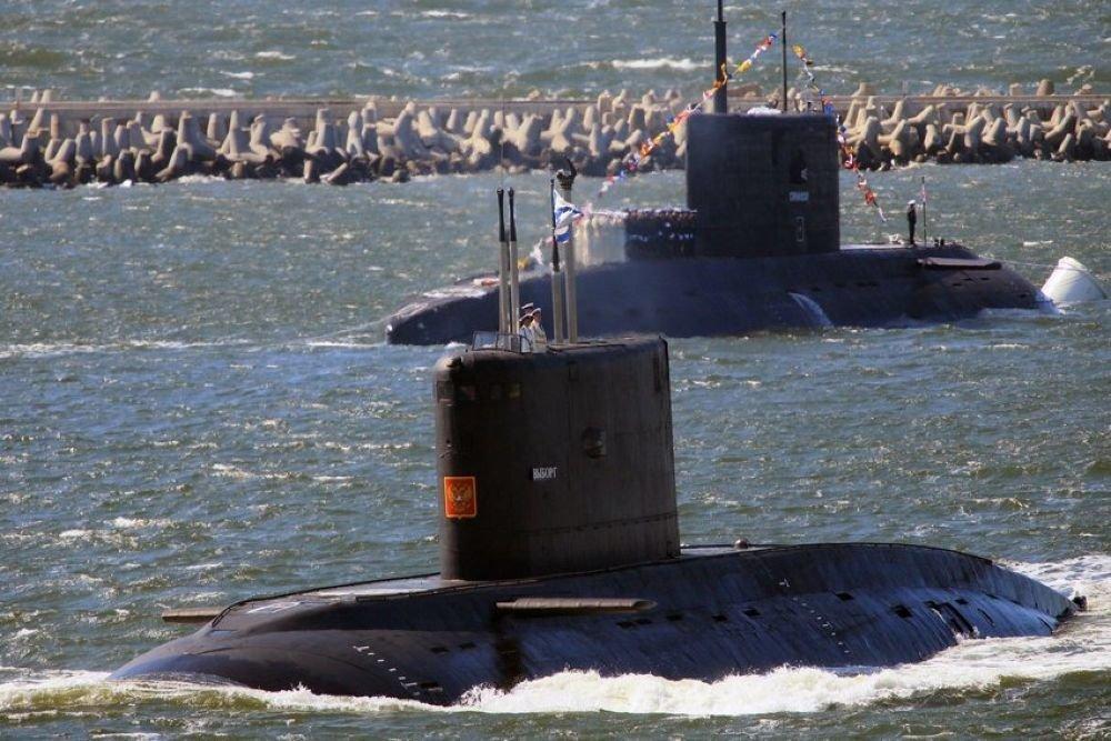 ВМС США готовятся к соперничеству с Россией в Северной Атлантике