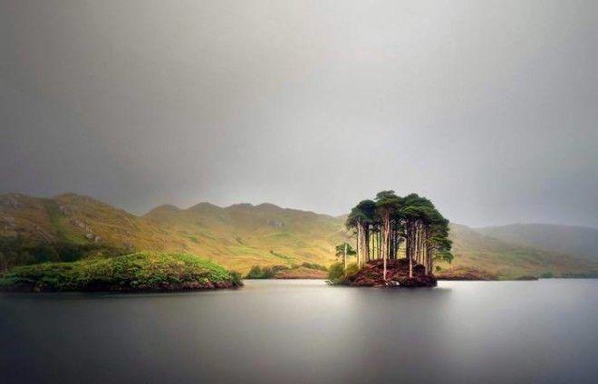 Озеро известное во всем мире