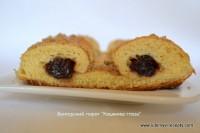 Венгерский пирог «Кошкины глаза»