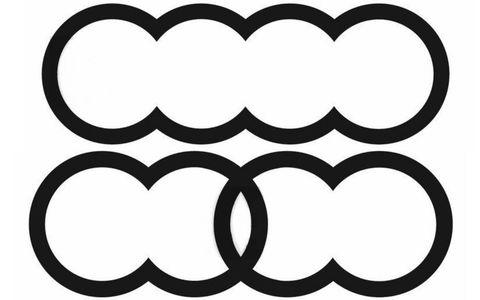 Компании Audi надоела ее старая эмблема