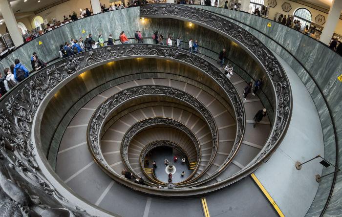 Невообразимая красота папской резиденции.
