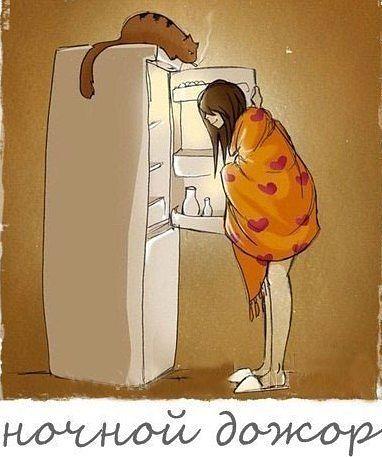 почему ночью просыпается жор