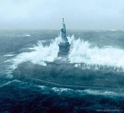 Великой Америке Великая торпеда