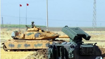 Турецкие танки подошли кгранице сИраком: «учения» перед референдумом