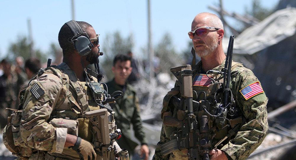 Охота за сирийской нефтью: США создали новую военную базу в Дейр-эз-Зоре