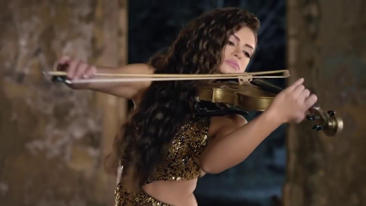 Чувственная скрипка и шикарн…