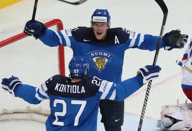 Сборная России – чемпион мира по хоккею!