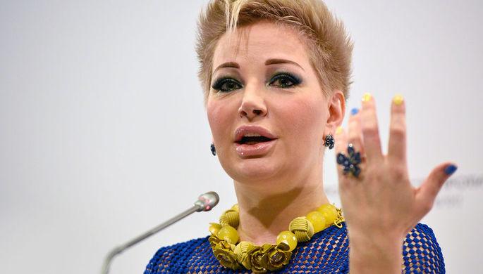 Максакова заявила о взломе ее киевской квартиры