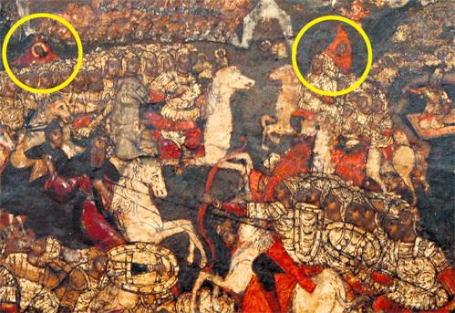 Что прикрыли татаро-монгольс…