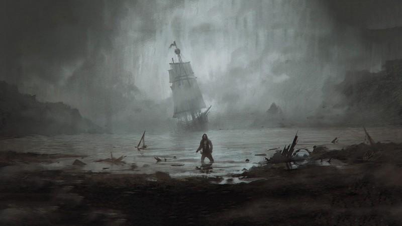Казни и пытки у пиратов XVI—XVIII века