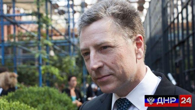 Волкер признал: «Миротворческой миссии не будет, если Россия на это не согласится»