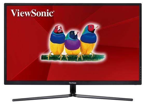 Монитор ViewSonic VX3211-4K-MHD поддерживает 4К и стоит недорого
