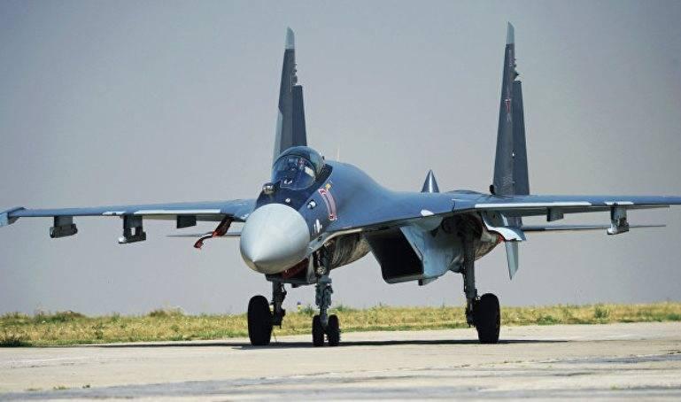 Ростех: КНР получает Су-35 почти в той же модификации, что и российские ВКС