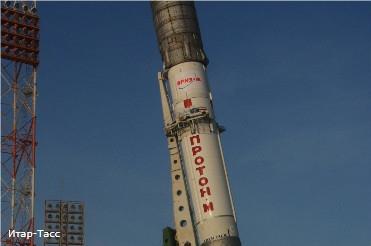 «Протон-М» с тремя спутниками ГЛОНАСС взорвался после старта (ВИДЕО ПРЯМОЙ ЭФИР)