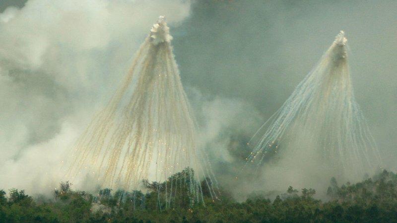 Государственный терроризм: Асафов прокомментировал применение американцами фосфорных боеприпасов в Сирии