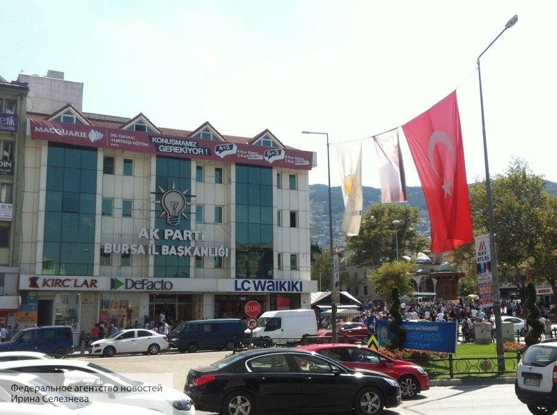 Посольство РФ в Турции требу…