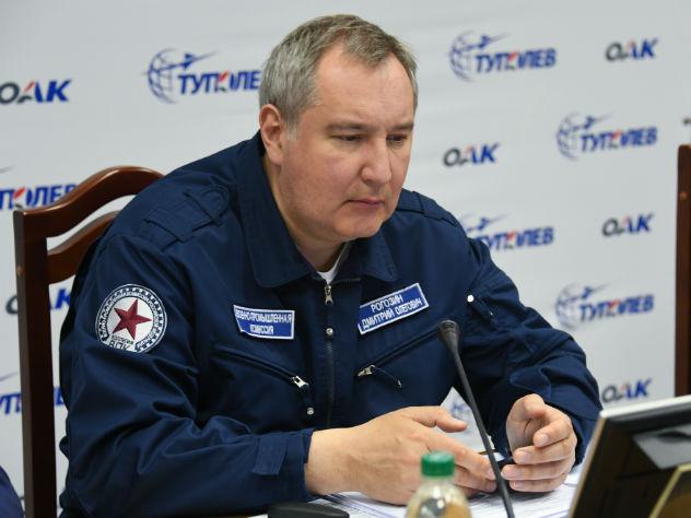 Рогозин объяснил, как нужно …