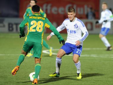 «Динамо» в Краснодаре сыграло вничью с «Кубанью»
