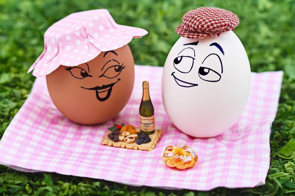 Праздник для любителей яиц