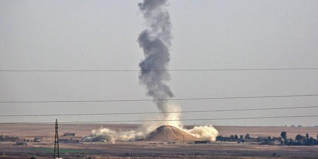 Сирия: Коалиция бандитов во …