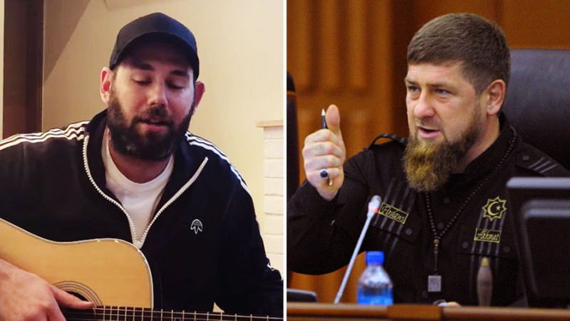 Кадыров посмеялся над песней Слепакова про футбол