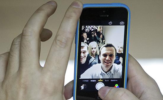 """Навальный, восходящая фигура, конкурирующая с системой власти Путина (""""La Nacion Argentina"""", Аргентина)"""