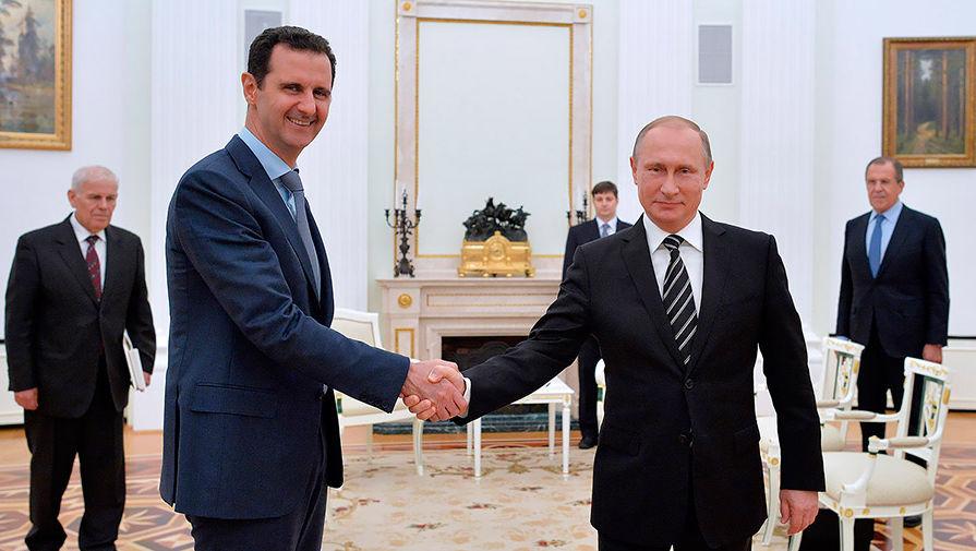 """Трамп назвал Асада """"животным…"""