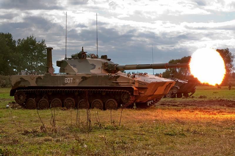 США начали разработку лёгкого танка. У России ответ готов!