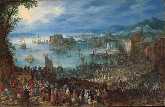 4000579_An_Brueghel_the_ElderGreat_Fish_market_1_ (700x455, 55Kb)