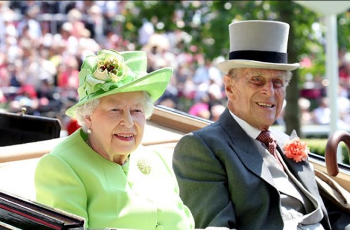 Муж королевы Елизаветы II попал в ДТП