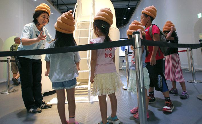 Почему в японских туалетах не воняет