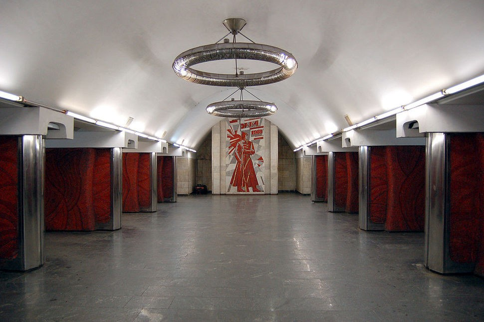 MetroStations18 17 самых волшебных станций метро со всего мира