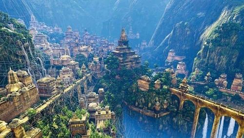 Тайны Шамбалы: загадочная страна пришельцев
