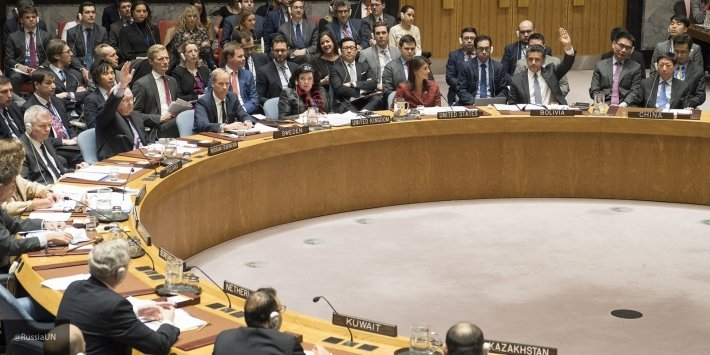 Провокация США в Идлибе и Совбез ООН: РФ стала перед «сложным раскладом»