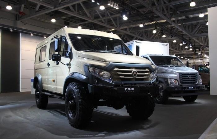 Новый ГАЗ «Вепрь Next» для хардкорных туристов, дачников и почитателей охоты
