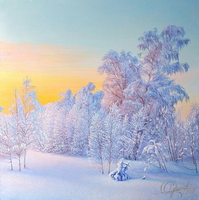 Прекрасные пейзажи Романа Суханова