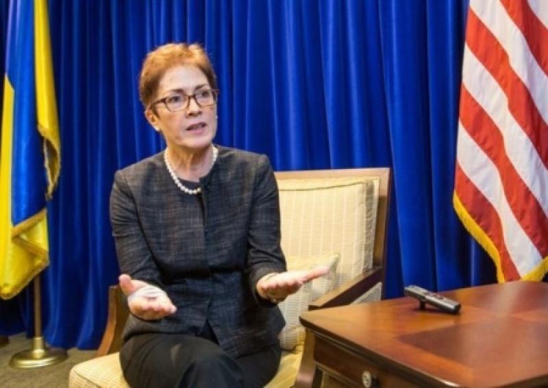 Посол США Мари Йованович приказала холопам повысить цены на газ в Украине