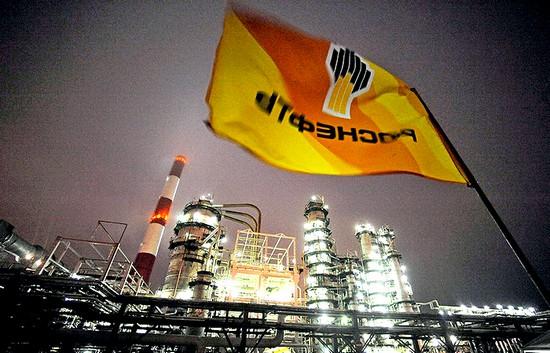 «Роснефть» остановила продажу бензина на бирже